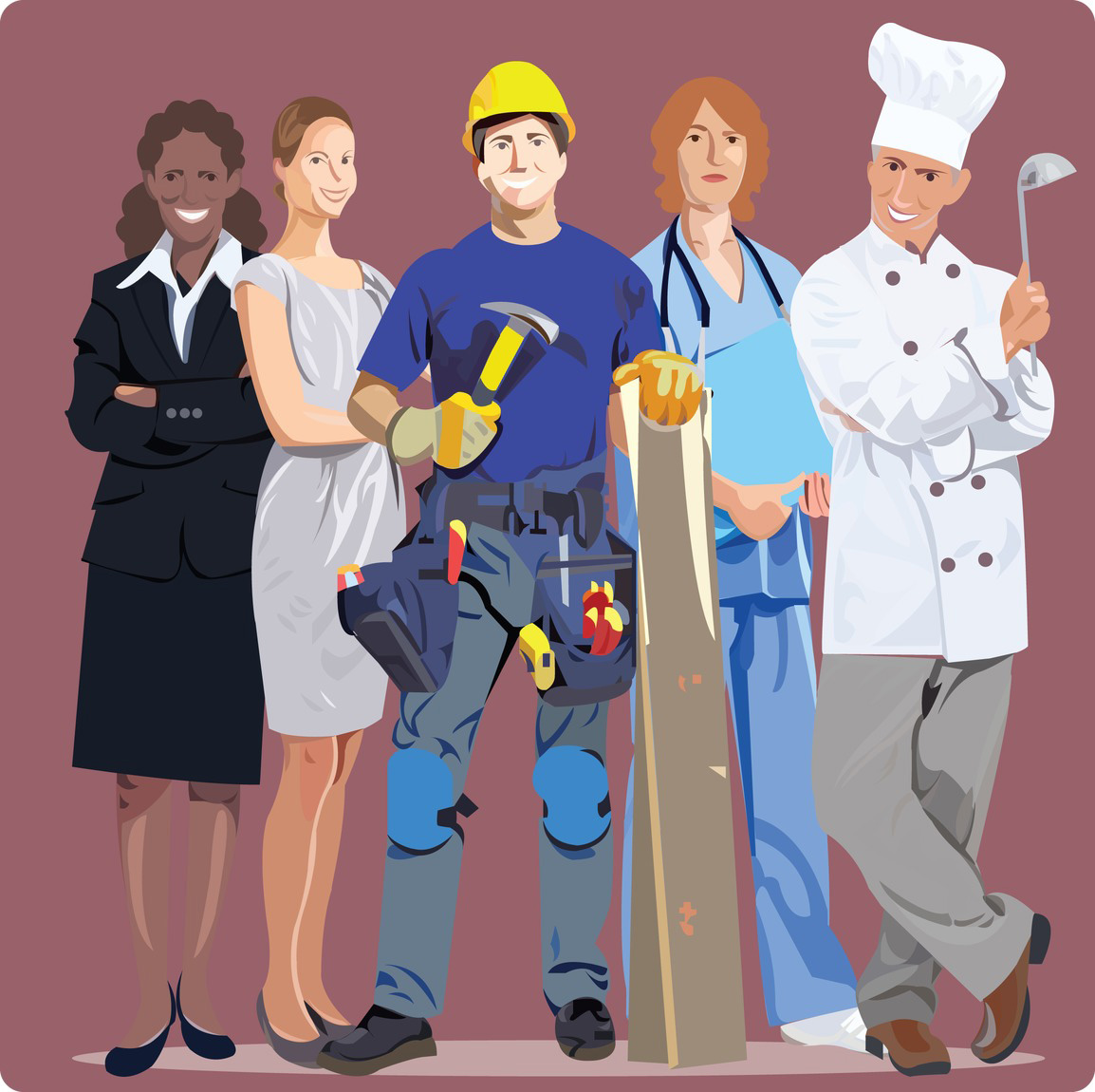 People-from-various-professions