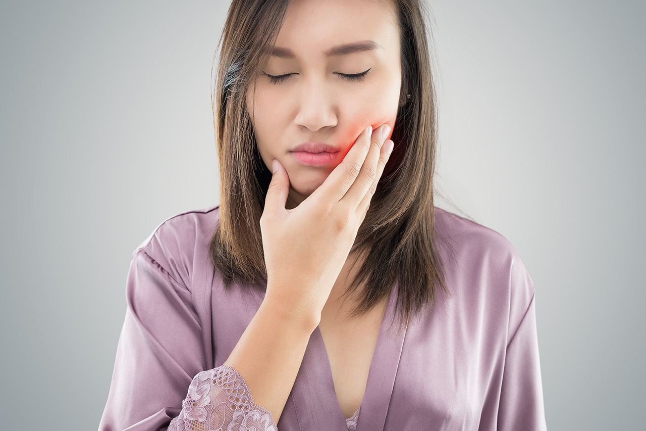 Quick Relief From Gum Pain