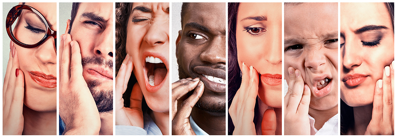 Dealing With Tooth Pain Stress