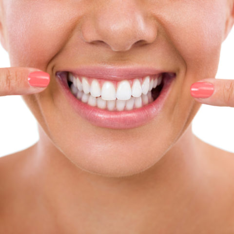 naturally straight teeth