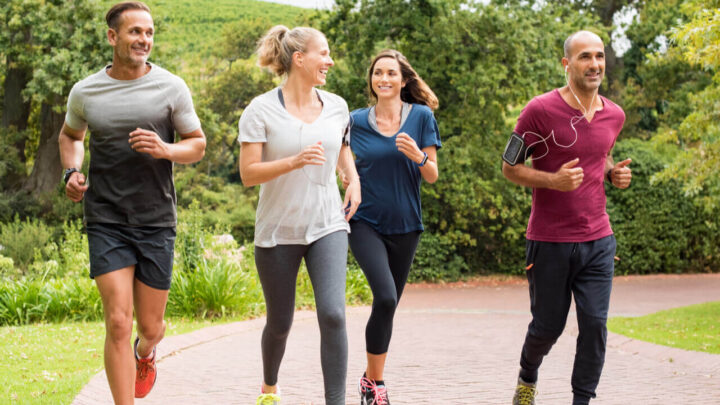 Exercise Is A Good Way To Handle Stress Because… (Benefits Of Exercise)
