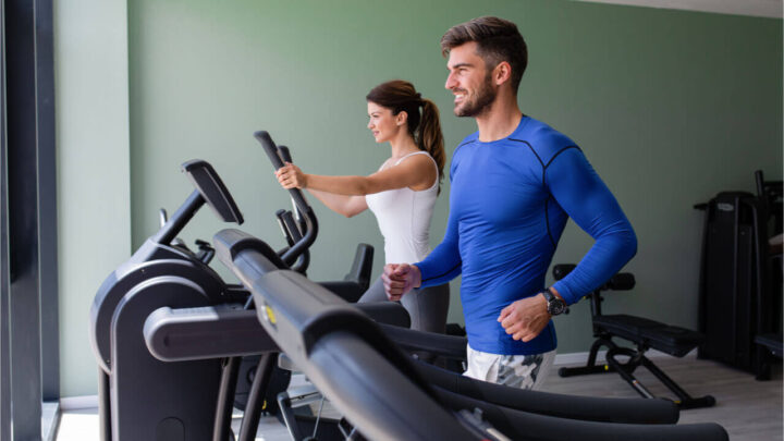 Getting Physical Exercise Is A Healthy Way To Combat Stress